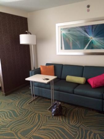 Sofa Sleeper Picture Of Springhill Suites Hershey Near The Park