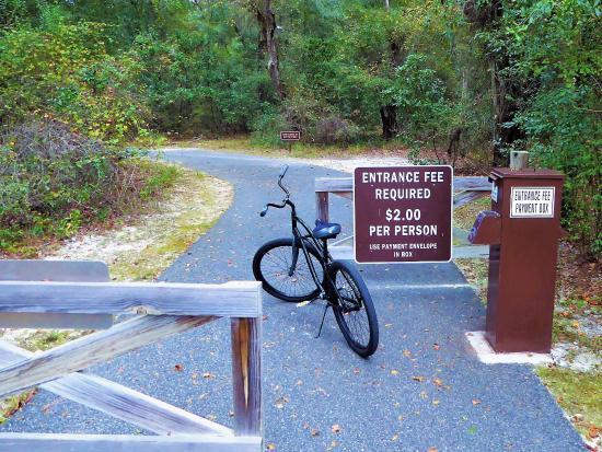 Fort Cooper State Park