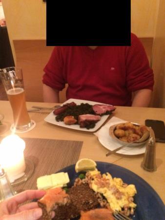 Avantage Sporthotel: Dinner