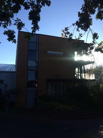 Avantage Sporthotel: Outside