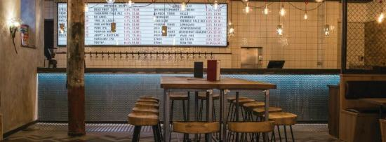 Photo of Nightclub BrewDog Soho at 21 Poland Street, London W1F 8QG, United Kingdom