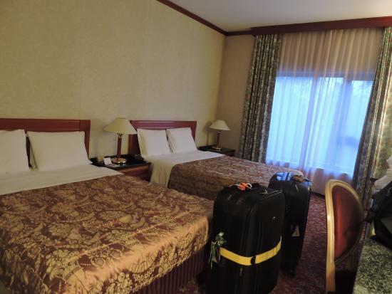 Russott Hotel: Quarto