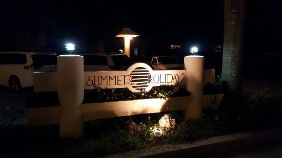 Summer Holiday Hotel: Nice accommodations