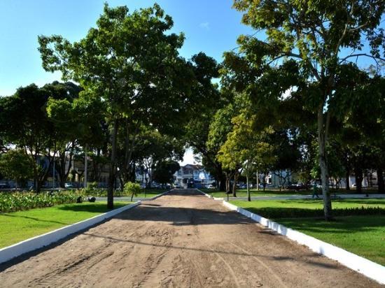 Praça da Independência