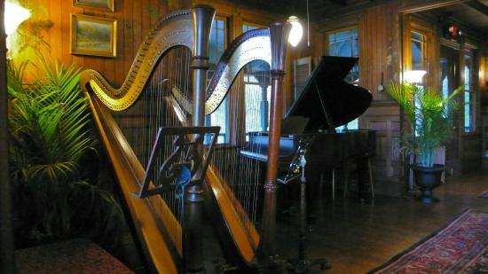 Spillian: A Place to Revel: Harps and Piano
