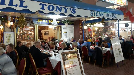 Restaurante Tony's