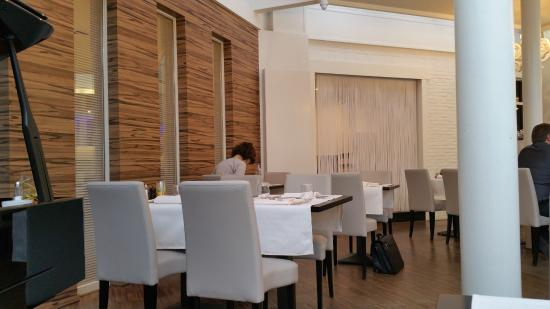 Dining Area at Orangerie in Hotel Aldhem - Picture of