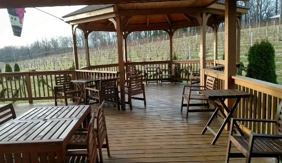 Linden, VA: Fox Meadow Winery