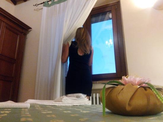 Collazzone, Italia: suite Deluxe