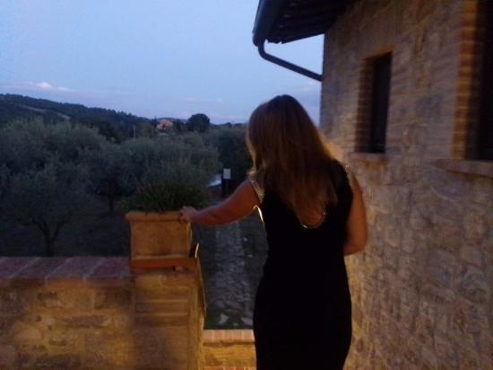 Collazzone, Italia: Esterno