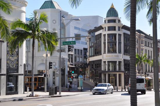 Beverly Hills, Kalifornia: The classic view