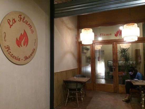 La Flama Restaurant Vic