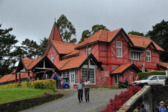 The Grand Hotel Nuwara Eliya Post Office