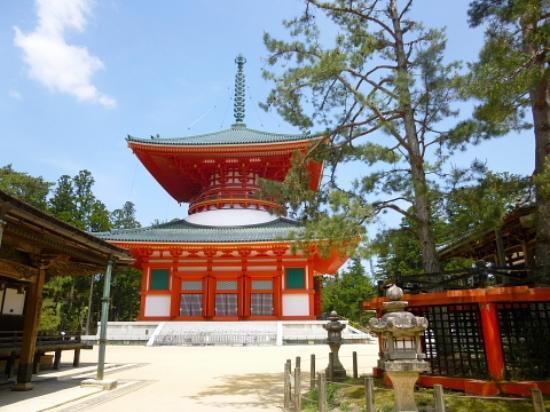 高野山壇上伽藍 - Picture of Koyasan Danjo Garan, Koya-cho - TripAdvisor
