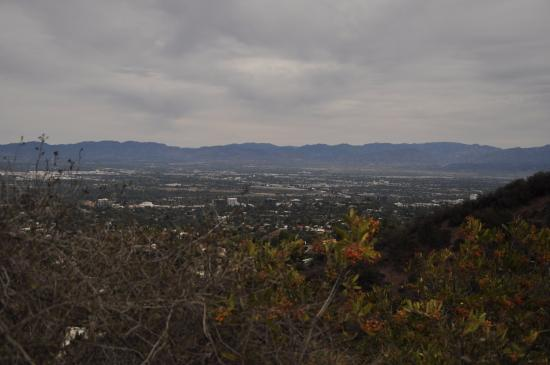 Beverly Hills, Kalifornia: Stunning views all the way - more or less