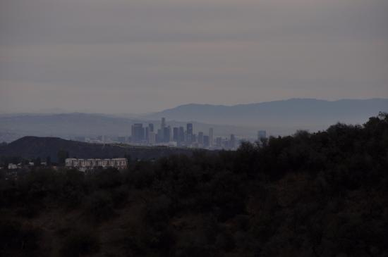 Beverly Hills, Kalifornia: Down town from fr away