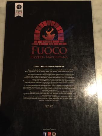 Fuoco Pizzeria Napoletana: photo1.jpg