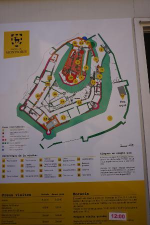 Arbucies, Spanien: Mapa