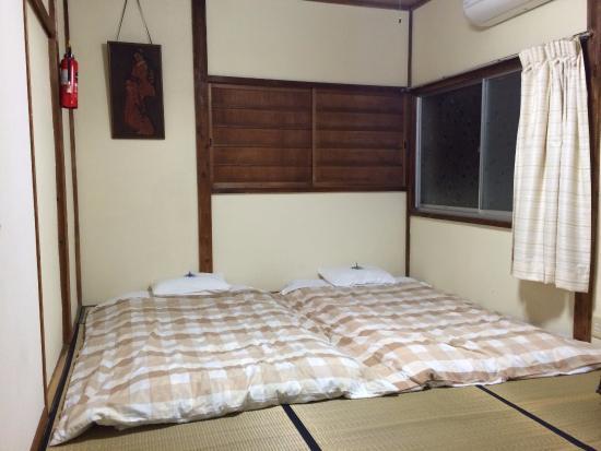 World Friendship Center: Simple yet beautiful bedroom
