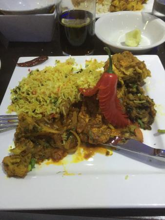 Zeera: North Indian Garlic Chicken