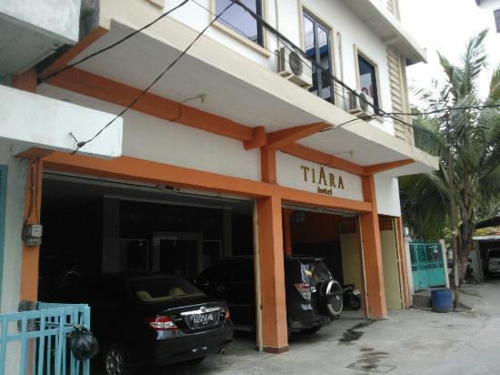 hotel murah di palembang, tiara hotel