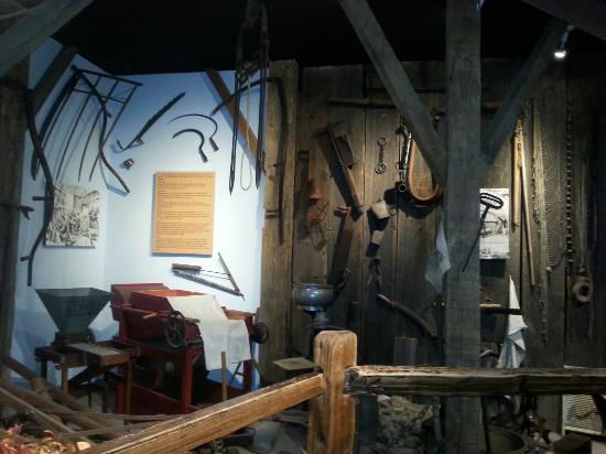 Sloan Museum: 20151206_133518_large.jpg