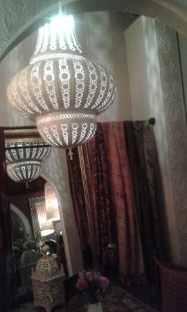 Le Decke le marrakech in hamburg len an der decke picture of le