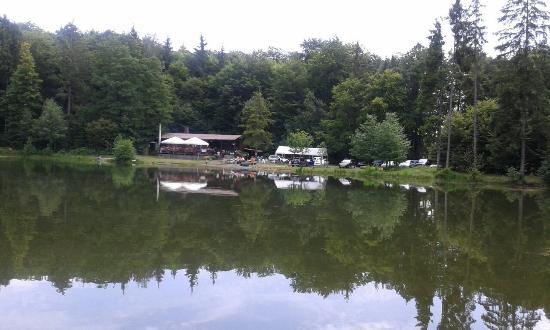 Fischerhutte Am Rothsee