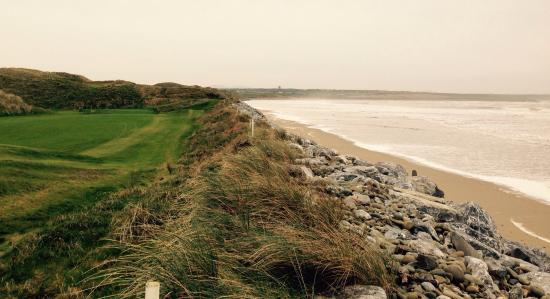 Ballybunion, Irlanda: Incredibly beautiful piece of ground, the most stunning golf course I've ever had the privilege