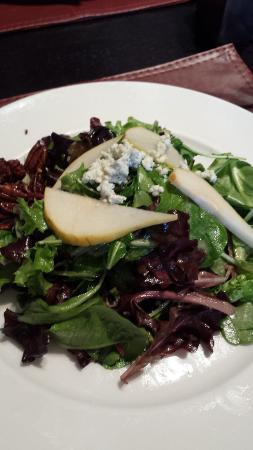 Park Place Restaurant: Baby green salad