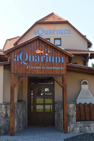 aQuarium Restaurant and Guesthouse