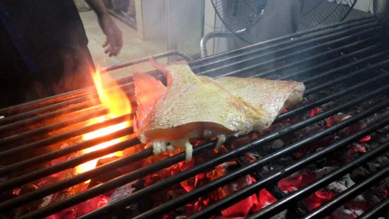 Ikan Bakar Selat Makassar