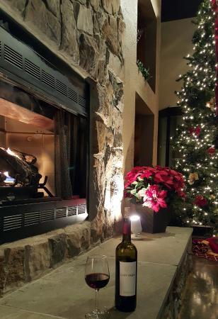 Leesburg, VA: Fireplace