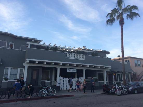 The Rose Hotel Venice Beach Los Angeles