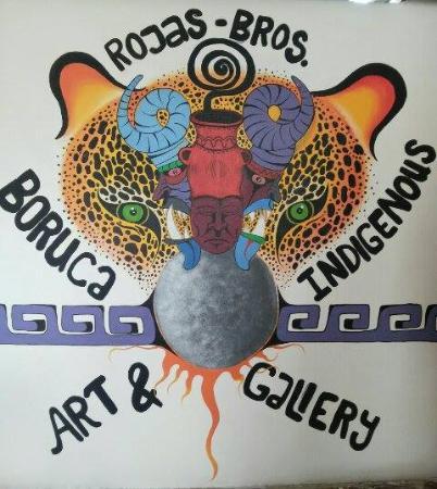 Rojas Bros Boruca Indigenous Art & Gallery