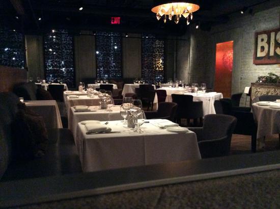 Cozy decor picture of george restaurant toronto