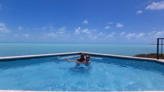 Five Cays Settlement, Providenciales: Pool View