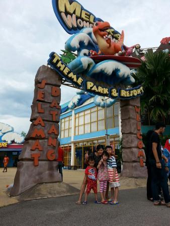 Melaka Wonderland: 不错的地方,但工作人员的态度还要再进步。