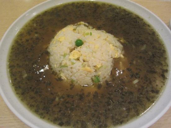 Setsuen : スープ炒飯