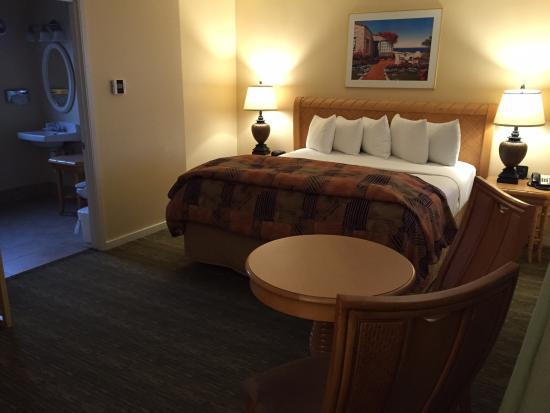 Seaway Inn: Room 107