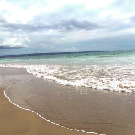 สเปซ แอท บาหลี วิลล่าส์: closest beach