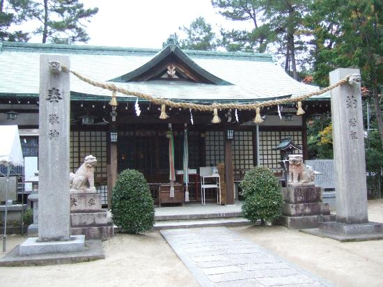 ‪Esaka Shrine‬