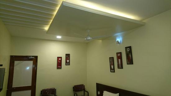 Yadgir, Ấn Độ: Hotel interiors