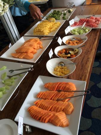 breakfast buffet picture of radisson blu hotel waterfront cape rh tripadvisor co za