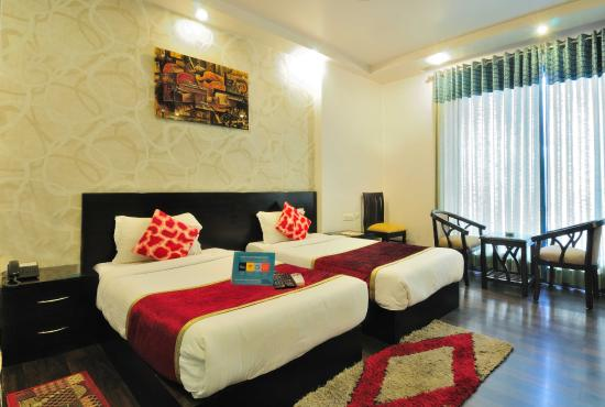 Hotel Swathi : Bedroom