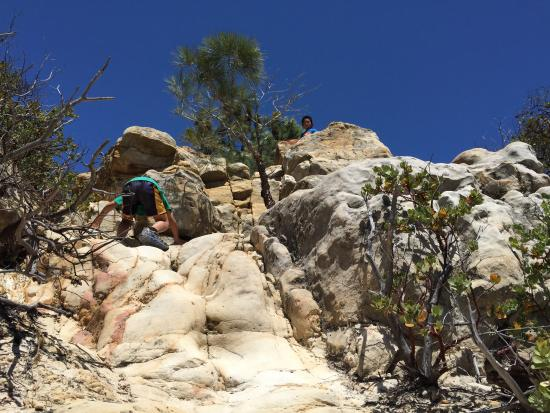 Antioch, Kalifornia: More climbing