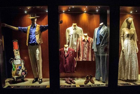 Kempsey, Australia: Clothing memorabilia