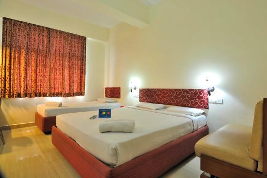 Hotel Planet Grande : Bedroom