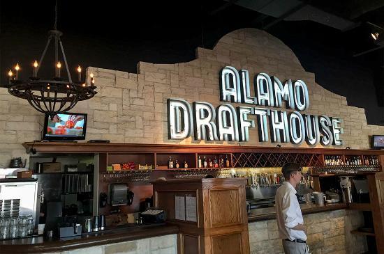 Alamo Drafthouse Cinema Mason Park
