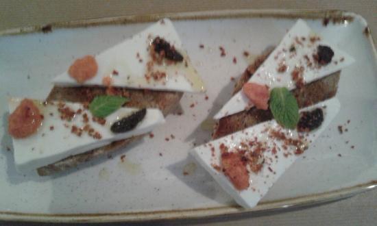 La Casa de la Pasta: Nuevo Desayuno - Mediterraneo